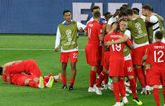哥倫比亞4-5英格蘭