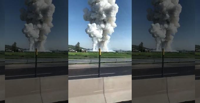 墨西哥发生爆炸是怎么回事?墨西哥发生爆炸真相竟是这个!