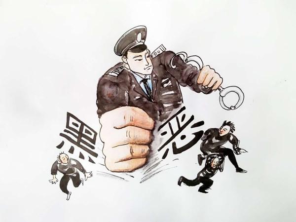 """福州警方严打""""套路贷""""犯罪活动 抓获嫌疑人126名"""