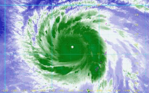 第8号台风玛莉亚到哪了?玛莉亚最新消息,下周或登陆这些地方!