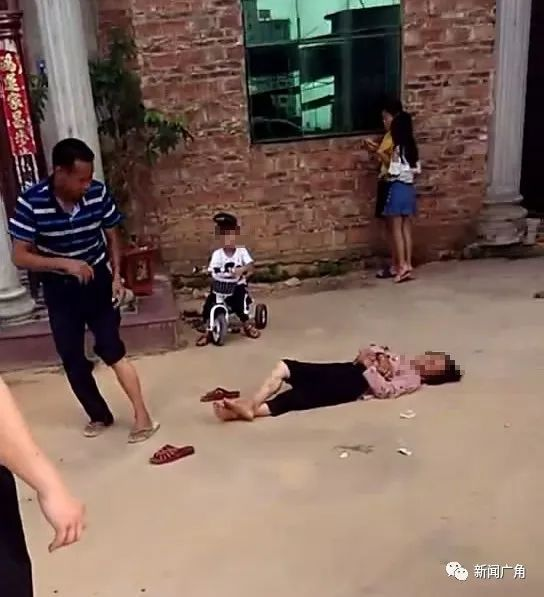 突发!南安:83岁阿婆被打,倒地不起!看到这伙人请立即报警