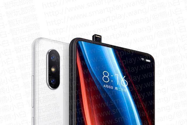 ca88亚洲城手机版下载_小米疑似MIX3真机曝光:四边等宽设计 屏占比太高