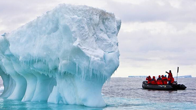 """拖南极冰山为城市""""解渴""""?南非一专家已筹集八成资金"""