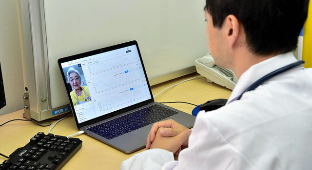 日本三得利引进在线诊疗系统 员工家属可在家就诊