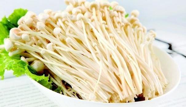 """常吃的金针菇竟然是新物种 终于有自己的""""身份证"""""""