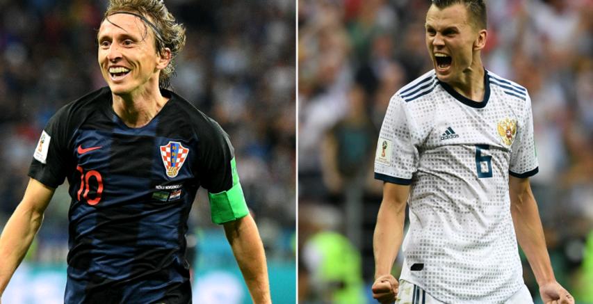 2018世界杯俄罗斯对战克罗地亚比分预测 俄罗斯VS克罗地亚谁能进四强