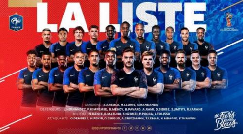 2018世界杯法国VS比利时预测0:3 法国比利时实力分析谁会赢