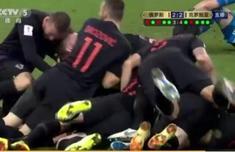 克罗地亚6-5俄罗斯晋级4强 世界杯下场将对决英格兰