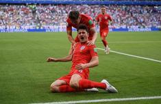 英格兰2-0瑞典挺进4强 英格兰VS瑞典战况回顾双方首发阵容