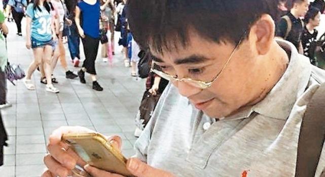 """台湾女子地铁被偷拍 """"凶手""""竟是蔡当局高官"""