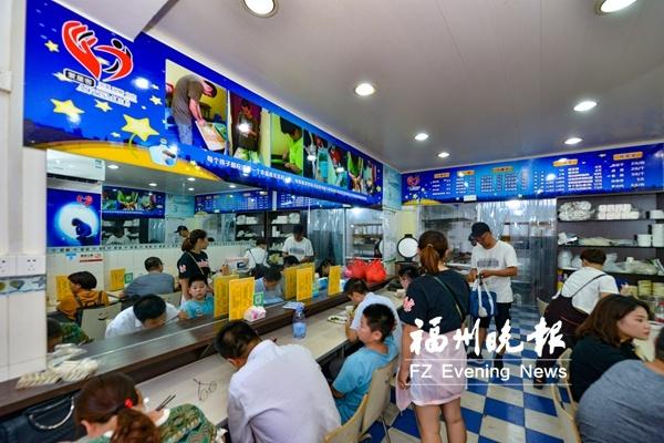 特殊小吃店意外成网红 引出自闭症人员就业话题
