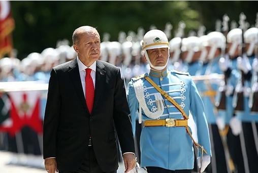埃尔多安宣誓就职土耳其总统说了什么?为什么要宣誓?