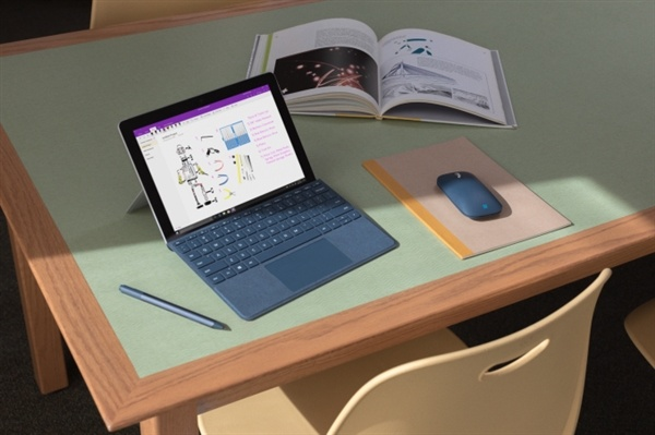 微软Surface Go:399美元起、10寸/14nm奔腾CPU
