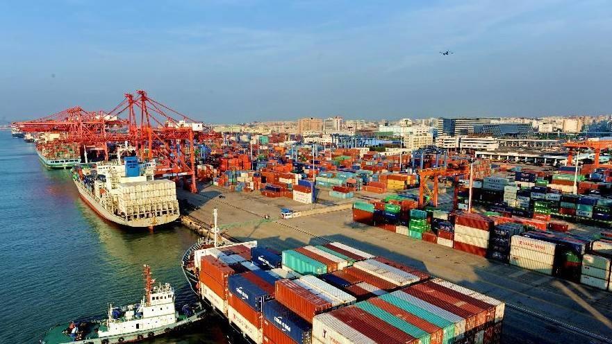 厦门港内贸集装箱业务稳步增长