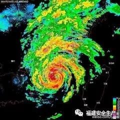 """福建省消防部门积极行动抗击超强台风""""玛利亚"""""""