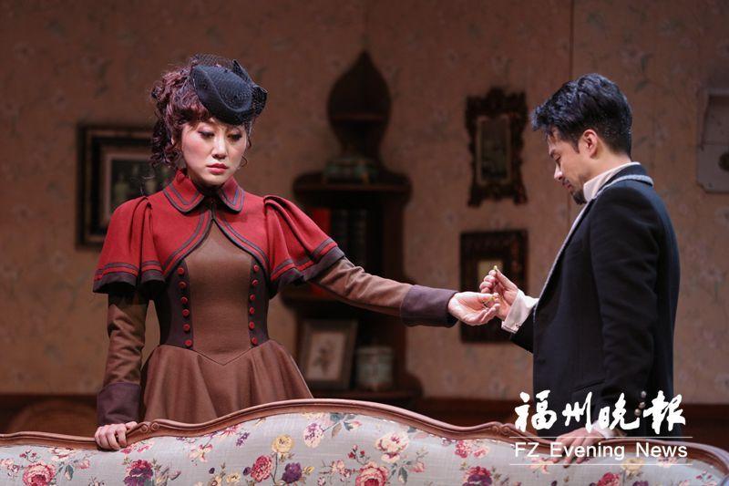话剧《玩偶之家》周末亮相 由国家大剧院连演3场