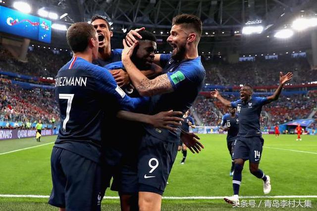 世界杯法国队夺冠无悬念?看完英克大战咱再聊