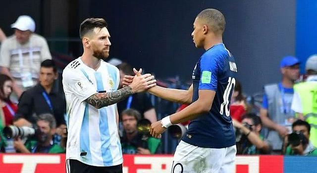 克罗地亚进决赛阿根廷躺枪,世界杯只输给冠亚军,梅西扎心了!