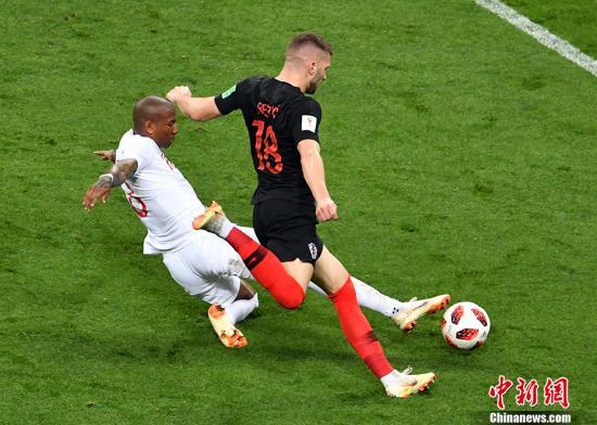 """世界杯:英格兰遭逆转淘汰仍引名宿点赞 称""""可昂首离开"""""""