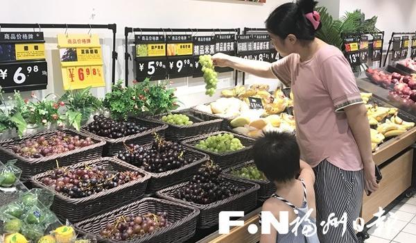 福州首休市防台风 760多家企业市场陆续恢复营业