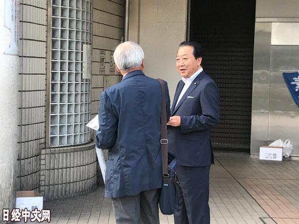 连续31年发传单,日本前首相野田佳彦坚持发传单真相竟是这个!