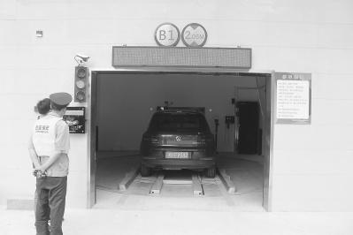 莆田首个智能立体停车库将投用 缓解城区停车难