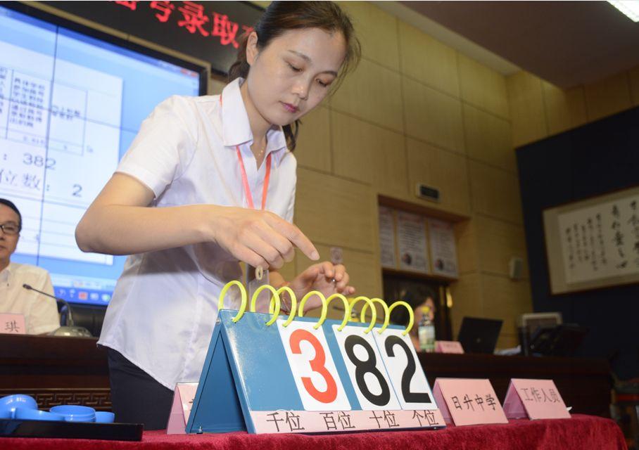 """福州五城区12所民办初中""""摇号""""录取名单出炉!"""