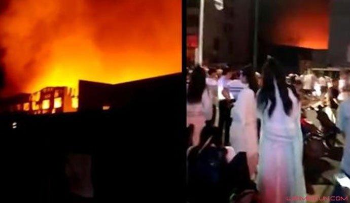横店摄影棚失火致2人死亡 披露失火详情经过及原因