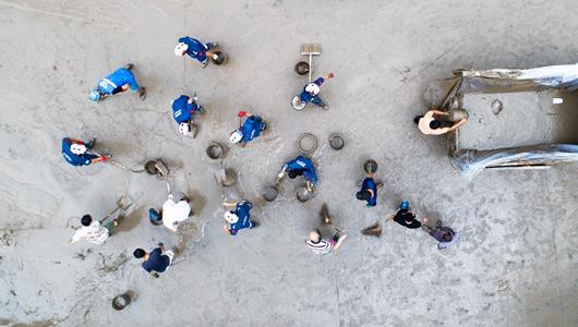 探访福建霞浦县牙城镇 细览灾后救援群像