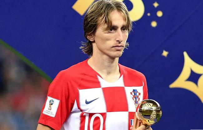 克罗地亚莫德里奇获世界杯金球奖 世界杯历届金球奖得主名单汇总