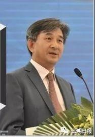 厉害了!三明人创办的公司成为中国企业百强,你认识他吗?