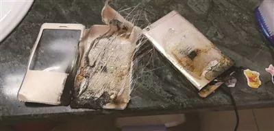 小米手机充电自燃现场照片很惊人 但网友更不满的是这!