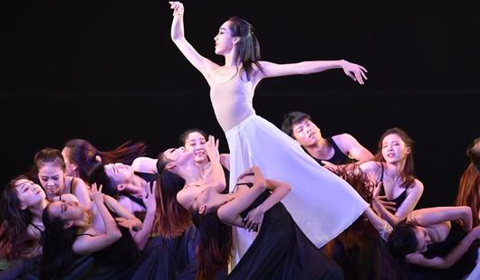 第二届海峡两岸大学生舞蹈大赛决赛在福州举行