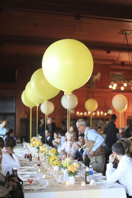 婚礼干货分享 | 怎么用气球布置婚礼场地