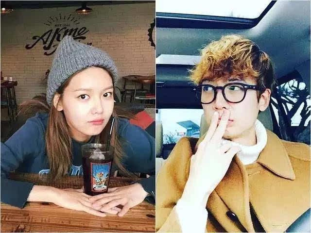 少女时代成员崔秀英为男友郑敬淏应援,网友喊话:快结婚吧