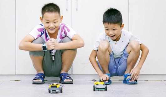 福建:科普公益课堂 缤纷暑假充实过