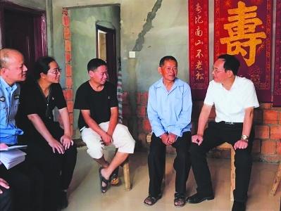 """莆田围绕五大专项行动 巩固""""真脱贫不返贫"""""""
