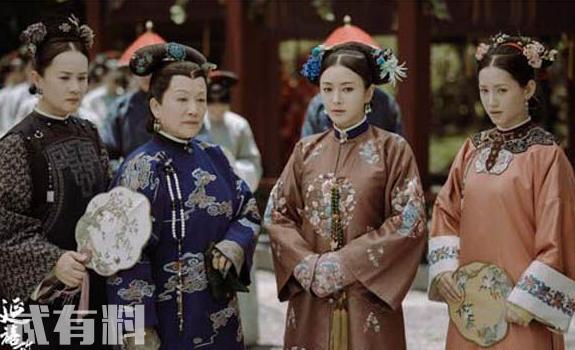 延禧攻略后宫妃子们的原型分别是谁 各个人物结局是什么