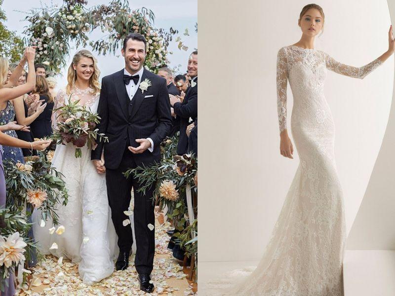 10件与名人款式相似的婚纱 来场时髦婚礼吧