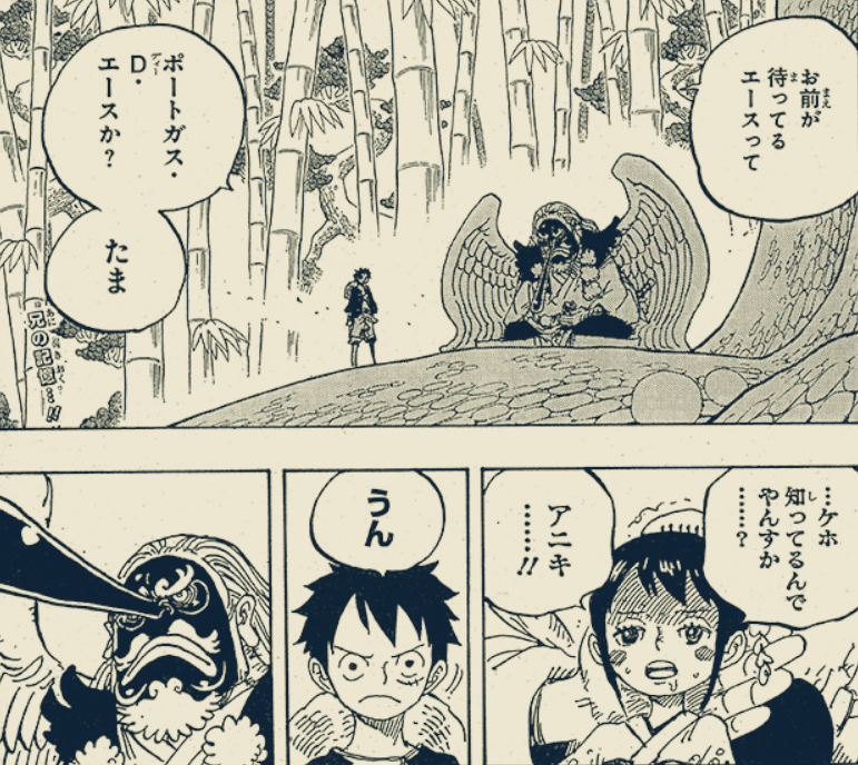海贼王漫画912话分析:小玉确定就是路飞第十个伙伴 尾田提示
