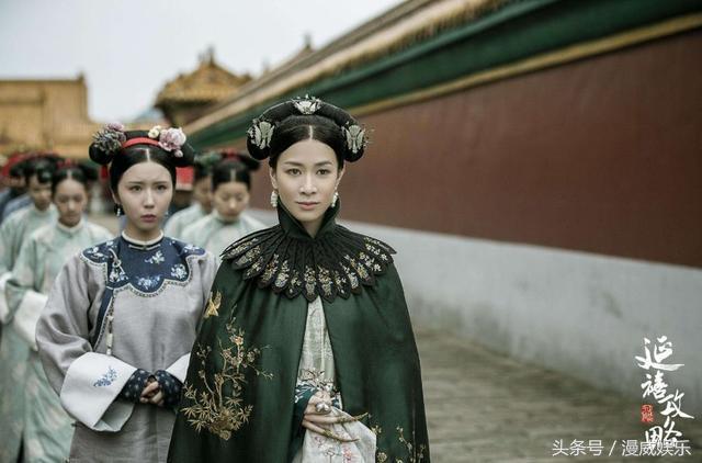 《延禧攻略》娴妃被封皇后,却被皇帝厌弃,令妃最后成为大赢家