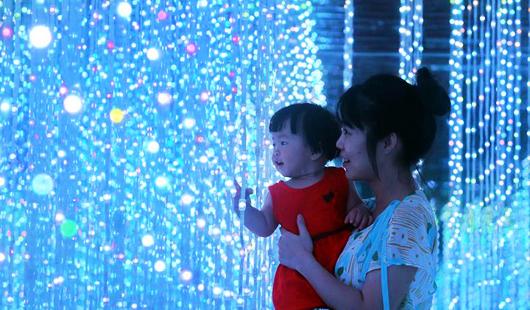 厦门科技馆:快乐暑期 乐享科技魅力