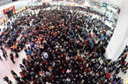 """福州火车站:从""""末梢""""向枢纽站华丽转身"""