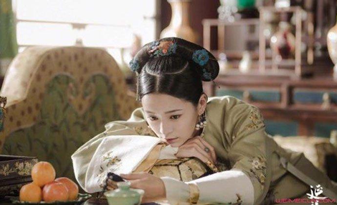 延禧攻略纯妃结局曝光 纯妃有什么秘密写的和字是什么意思