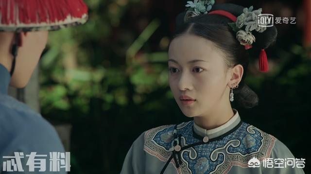 吴谨言为什么能在延禧攻略中 出演强势女一号魏璎珞?