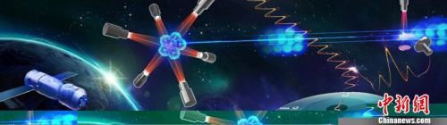 天宫二号空间冷原子钟将太空时间精度提高1-2只数量级