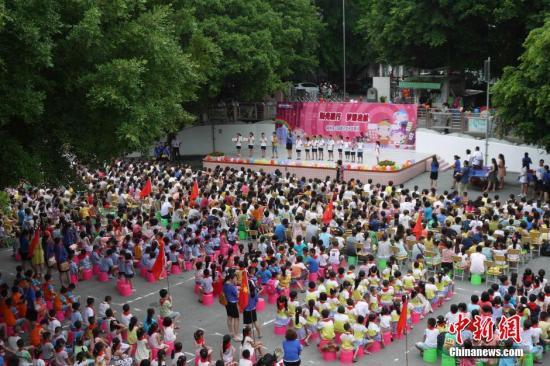 教育部:华夏义务教育质量监测注重学生全面腾飞