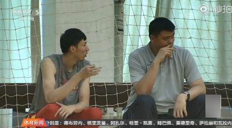 周琦小丁出征亚运会,姚明亲自压阵,中国男篮亚运会金牌稳了