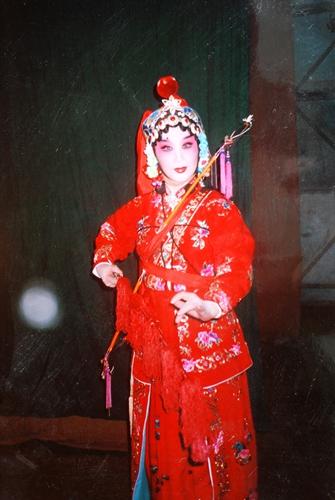 京剧名家宋丹菊:戏曲是艺术,也是一种文化