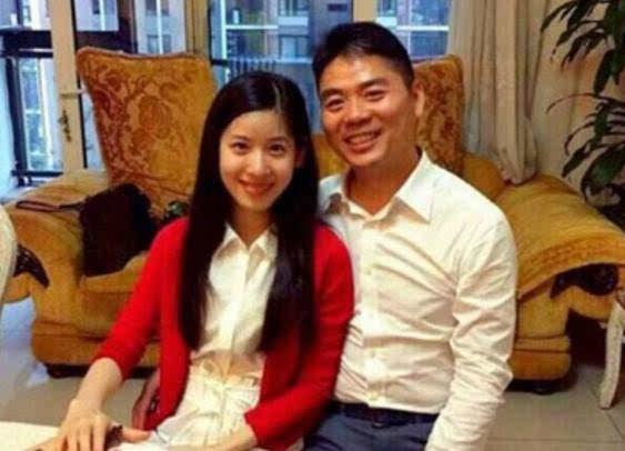 刘强东和章泽天孩子